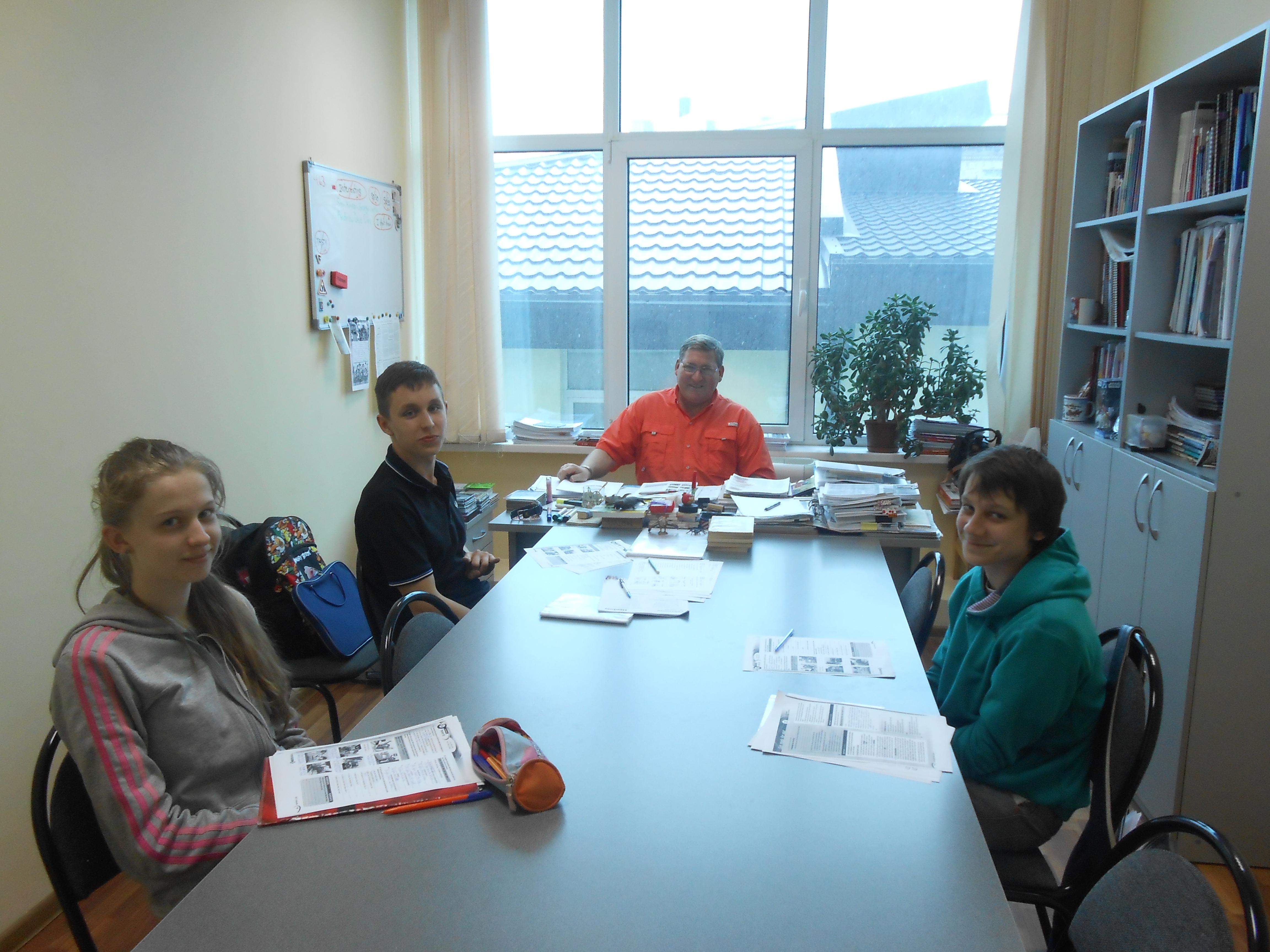 Обучение английскому языку в Ростове-на-Дону фото (10)