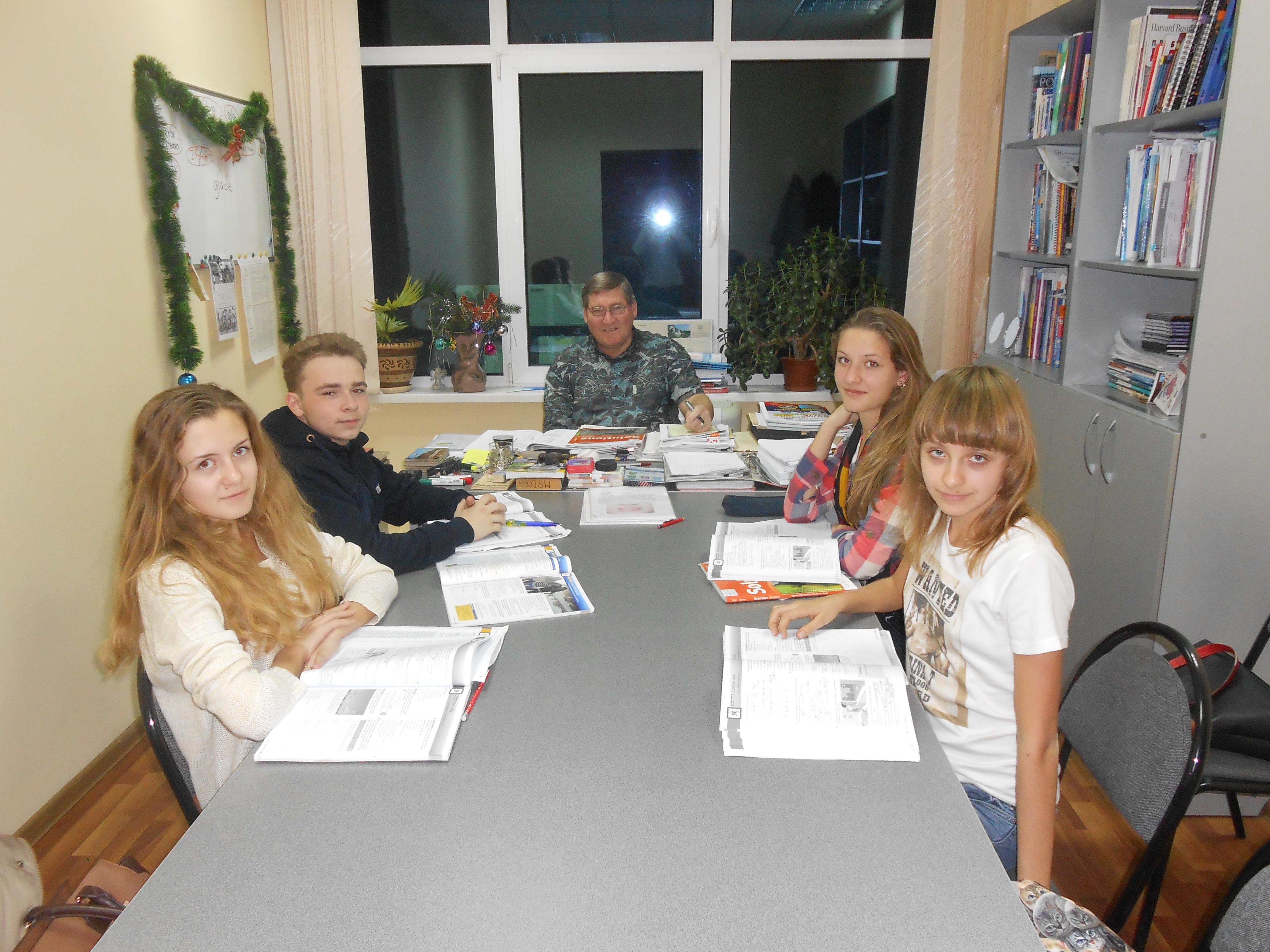 Обучение английскому языку в Ростове-на-Дону фото (11)