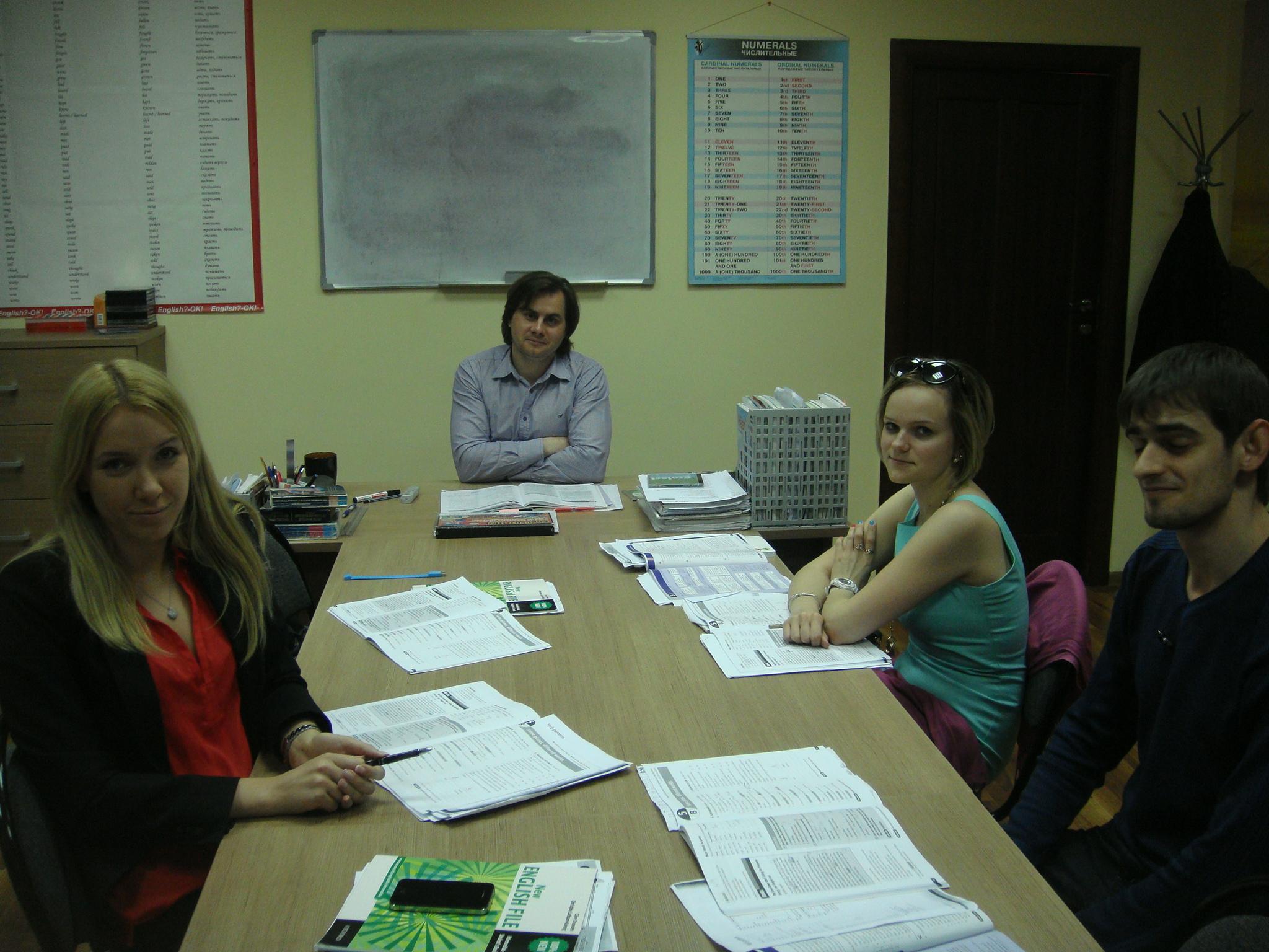 Обучение английскому языку в Ростове-на-Дону фото (3)