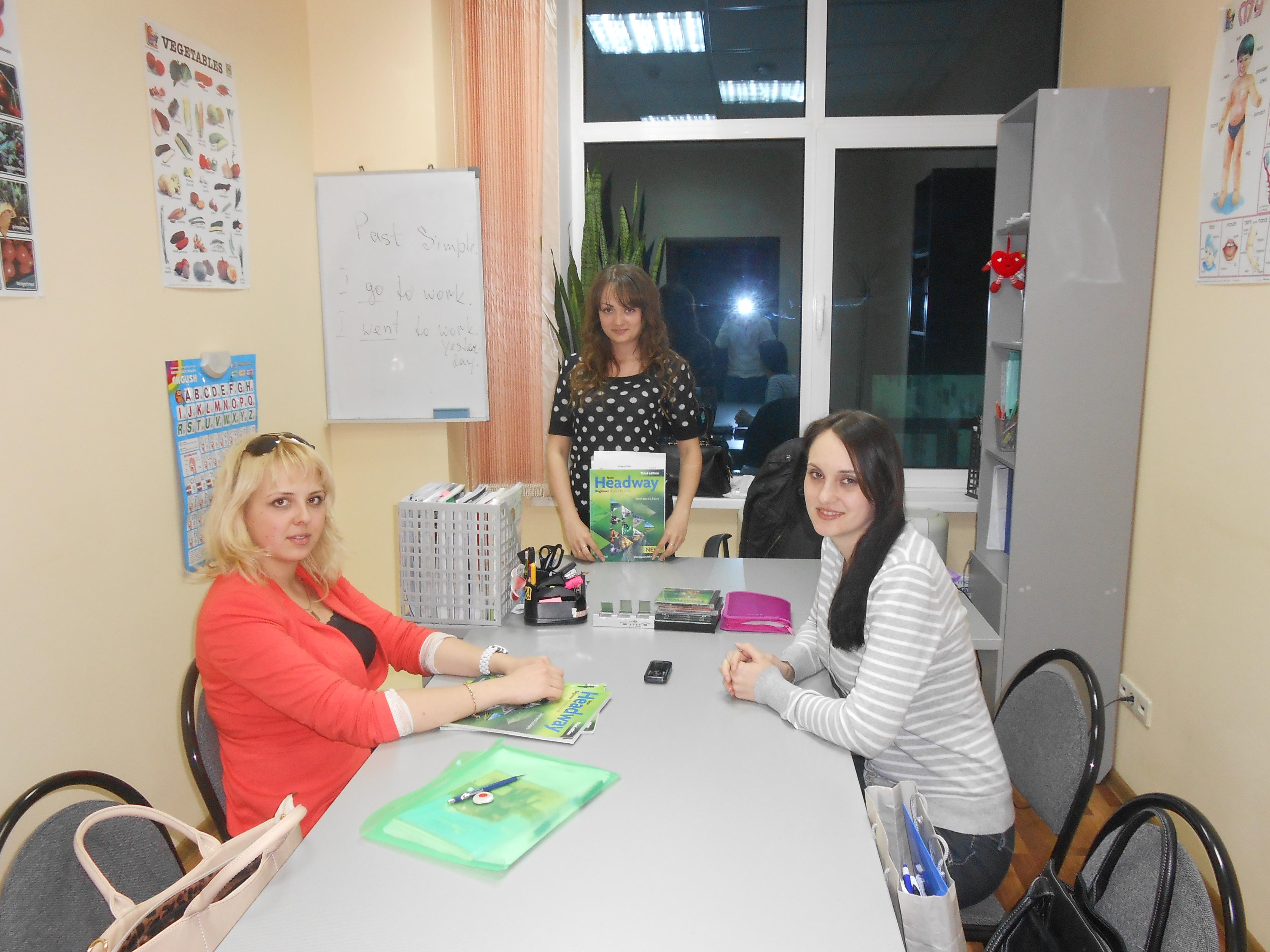 Обучение английскому языку в Ростове-на-Дону фото (9)
